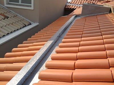 Tipos de rufos para telhado