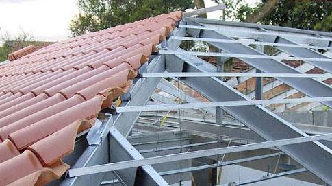 Lona para cobrir telhado